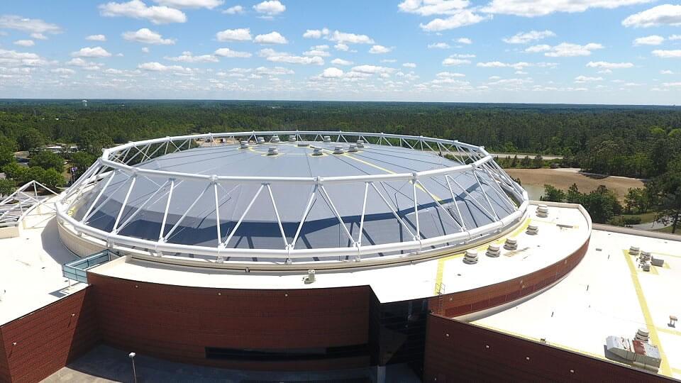 coliseum roof