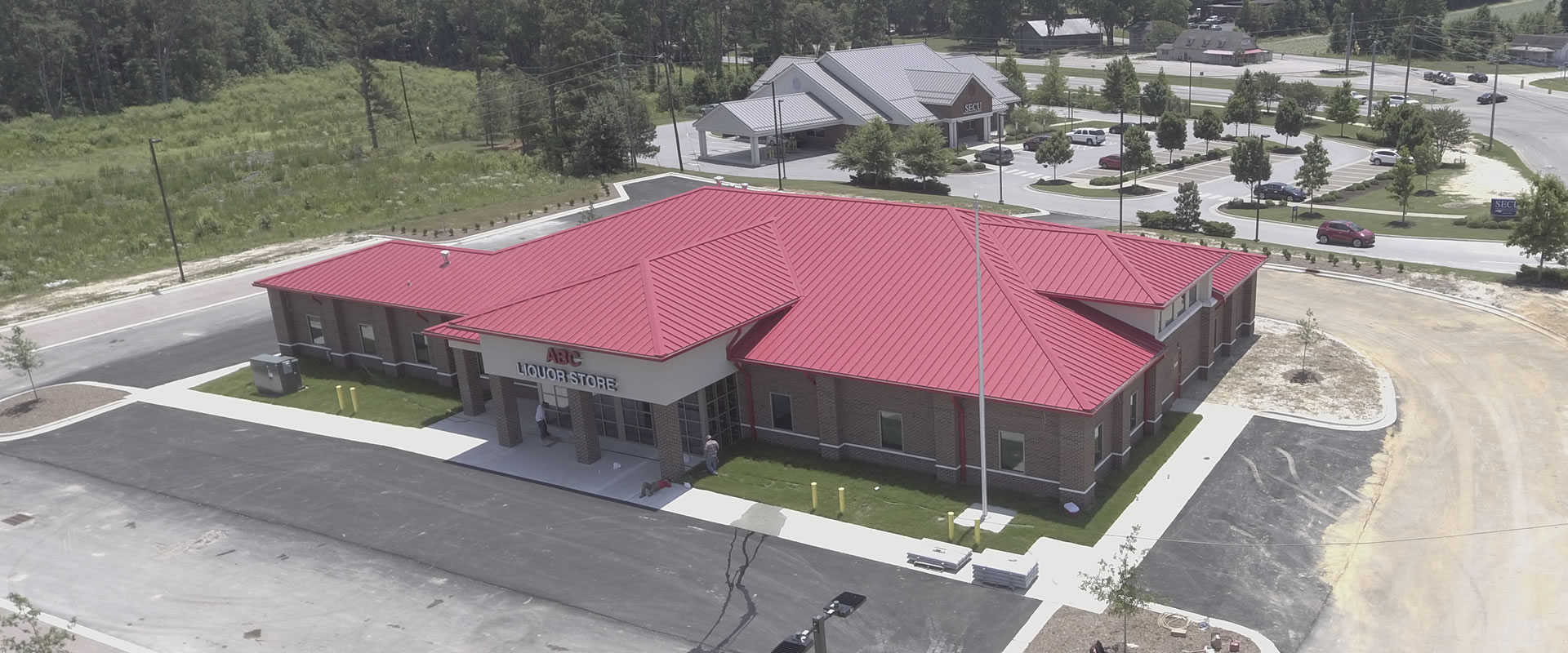 commercial roofing north carolina